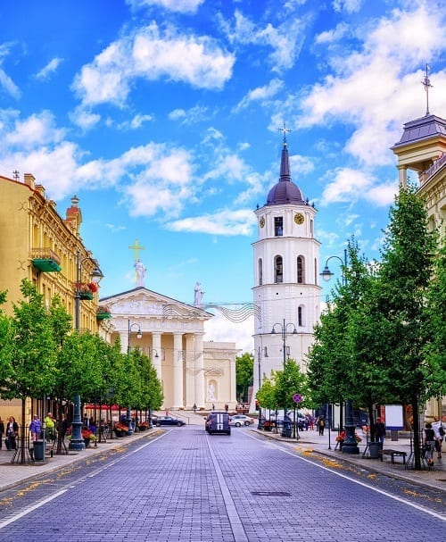 Vilnius, Lithuania City and Day tours