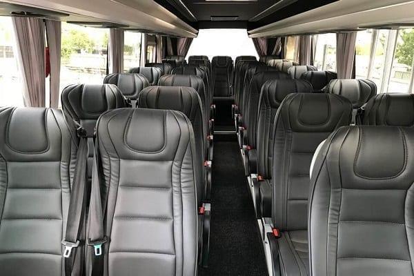 Bus mieten Prag